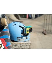Xiaomi YI držák na helmu pro kameru, černý