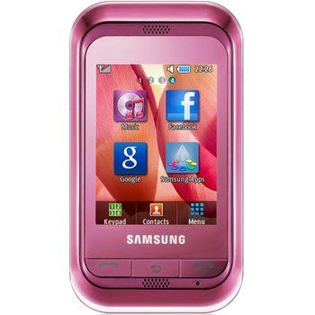 Samsung C3300 Champ Pink