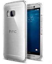 Spigen tenký kryt Ultra Hybrid pro HTC One M9, tranparentní