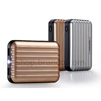 Brando externí baterie 11 200 mAh s dualním výstupem USB  (2.1A+1A)