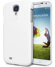 Spigen tenký kryt Ultra Fit pro Galaxy S4, bílá
