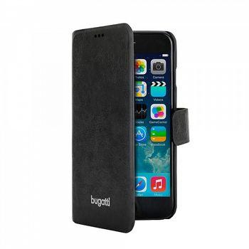 Bugatti BookCase Geneva pro Apple iPhone 6 4.7, černá