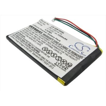 Baterie pro Garmin Nüvi 1690 Li-pol 3,7V 1250mAh