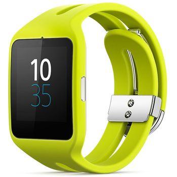 Sony SmartWatch3 SWR50, zelené