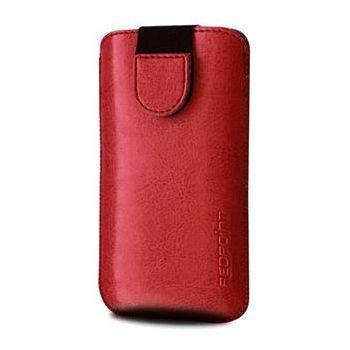 Redpoint pouzdro Soft Slim se zavíráním, velikost XL, červená