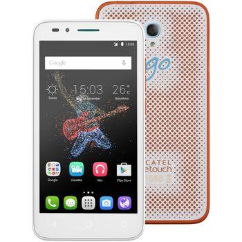 Alcatel 7048X GO PLAY,oranžovo bílý