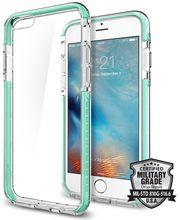 Spigen pouzdro Ultra Hybrid TECH pro iPhone 6/6s, tyrkysové