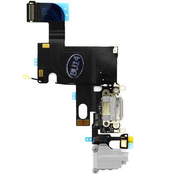 Náhradní díl flex kabel systémového konektoru Lightning pro Apple iPhone 6 4.7, černý