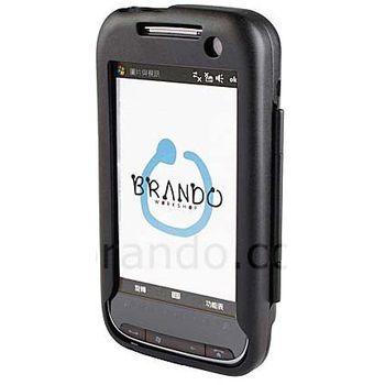 Pouzdro hliníkové odolné pro HTC Touch Pro 2 (černá)