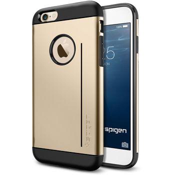 Spigen pouzdro Slim Armor S pro iPhone 6, zlatá