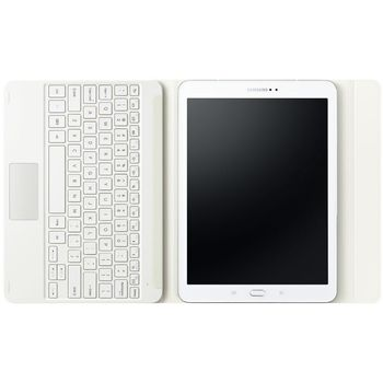 Samsung pouzdro s Bluetooth klávesnicí EJ-FT810UW pro Galaxy Tab S2 9.7, bílé