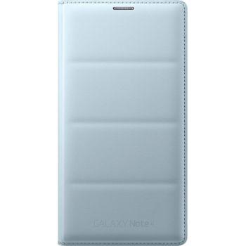Samsung flipové pouzdro s kapsou EF-WN910BM pro Galaxy Note 4 (N910), mátová