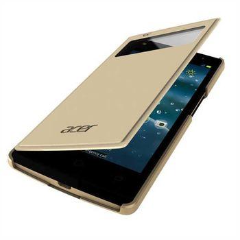 Acer flipové pouzdro pro Liquid E3, titanová