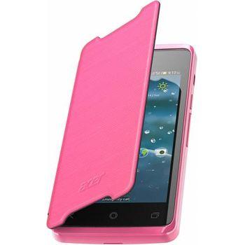 Acer flipové pouzdro pro Liquid Z200, růžová