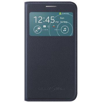 Samsung flipové pouzdro S-view EF-CI930BL pro Galaxy S III Neo, modrá