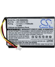 Baterie pro Garmin Nüvi 65 Li-ion 3,7V 1100mAh