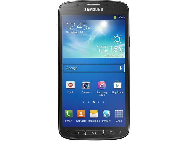 obsah balení Samsung GALAXY S4 Active i9295, šedá + Powerbanka CS 5600mAh