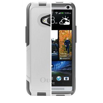 Otterbox - HTC One Commuter - šedá/bílá