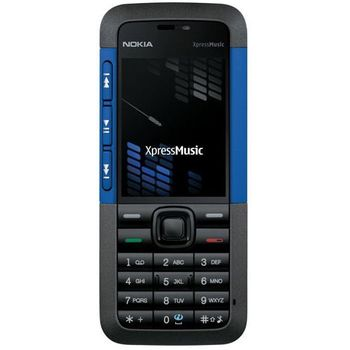 NOKIA 5310 XPressMusic Blue 2GB