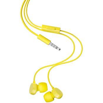 Nokia stereofonní headset WH-208, žlutá