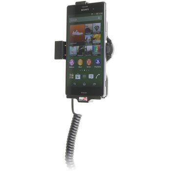 Brodit držák do auta na Sony Xperia Z3 bez pouzdra, s nabíjením z cig. zapalovače