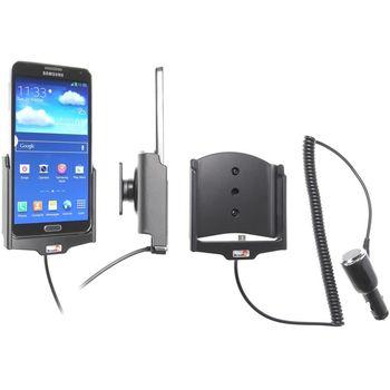 Brodit držák do auta na Samsung Galaxy Note 3 bez pouzdra, s nabíjením z cig. zapalovače