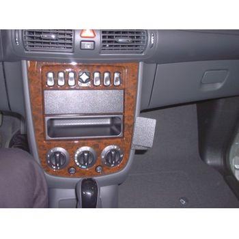 Brodit ProClip montážní konzole pro Mercedes Benz Vaneo 02-06, na střed vpravo