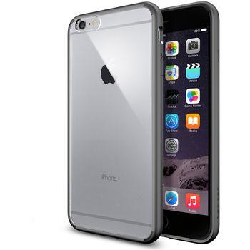Spigen tenký kryt Ultra Hybrid pro Apple iPhone 6 Plus, šedá