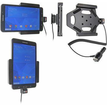 Brodit držák do auta na Samsung Galaxy Tab 4 7.0 bez pouzdra, s nabíjením z cig. zapalovače