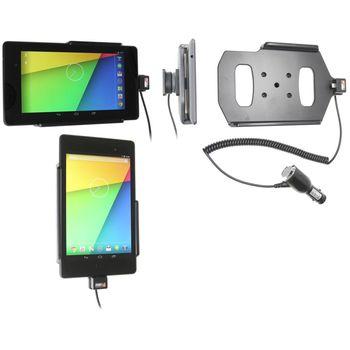 Brodit držák do auta na Nexus 7 (nový model) bez pouzdra, s nabíjením z cig. zapalovače