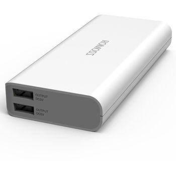 Záložní zdroj 10400mAh max 20V pro telefon, tablet, notebook