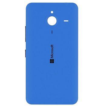 Náhradní díl na Microsoft Lumia 640 XL kryt baterie modrý