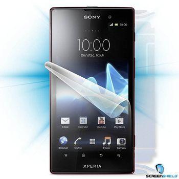 Fólie ScreenShield Sony Xperia Ion - celé tělo