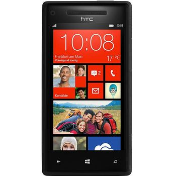 Windows Phone 8X by HTC černá