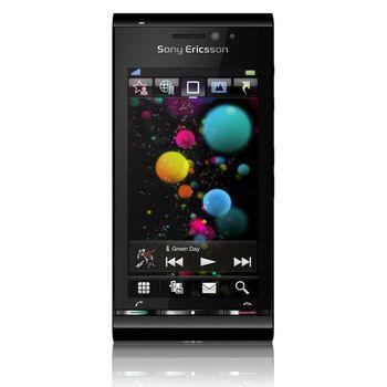 Sony Ericsson Satio U1i Black
