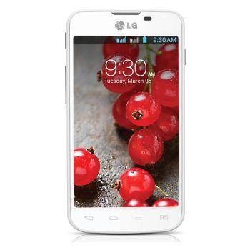 LG E455 Optimus L5 II DualSIM, bílá