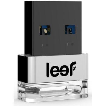 Leef USB 16GB Supra 3.0, stříbrná