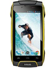 EVOLVEO StrongPhone Q8 LTE, černo-žlutý