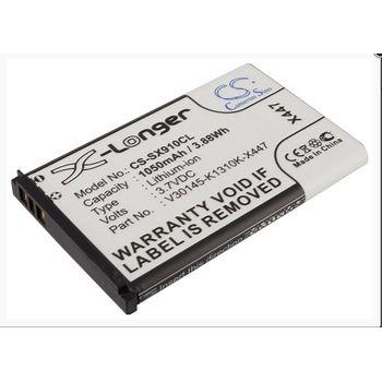 Baterie pro Gigaset SL910A, 650mAh, Li-ion