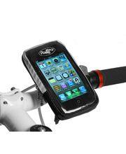 Roswheel pouzdro na mobilní telefon na řídítka černá/šedá