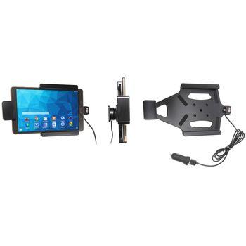 Brodit držák do auta na Samsung Galaxy Tab S 8.4 bez pouzdra, s pružinou, s nabíjením z CL/USB