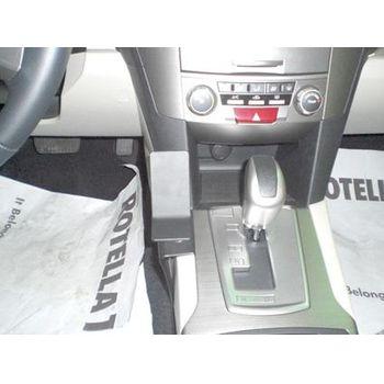 Brodit ProClip montážní konzole pro Subaru Legacy 10-14/Outback 10-14, vlevo na středový tunel